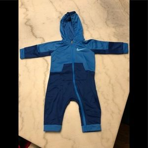 Infant one piece dry fit